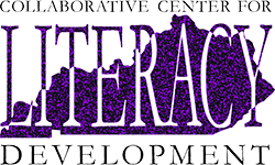 The Collaborative Center for Literacy Development Logo